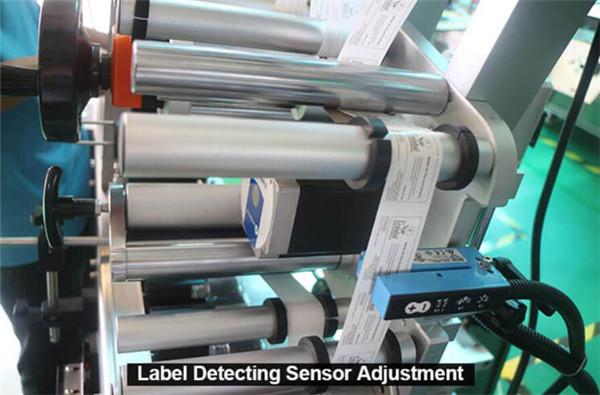 高速臥式包裝圓瓶小瓶注射器貼標設備詳細信息